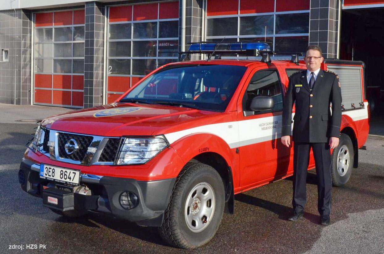 Krajští hasiči mají nového ředitele