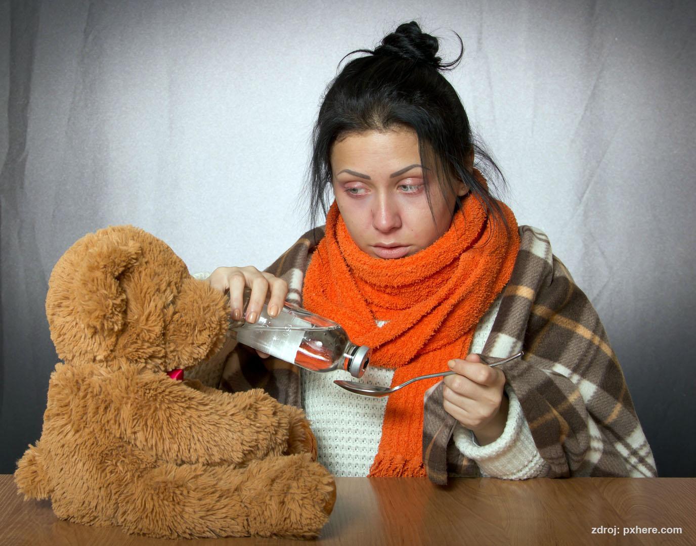 Chřipka zavírá špitály