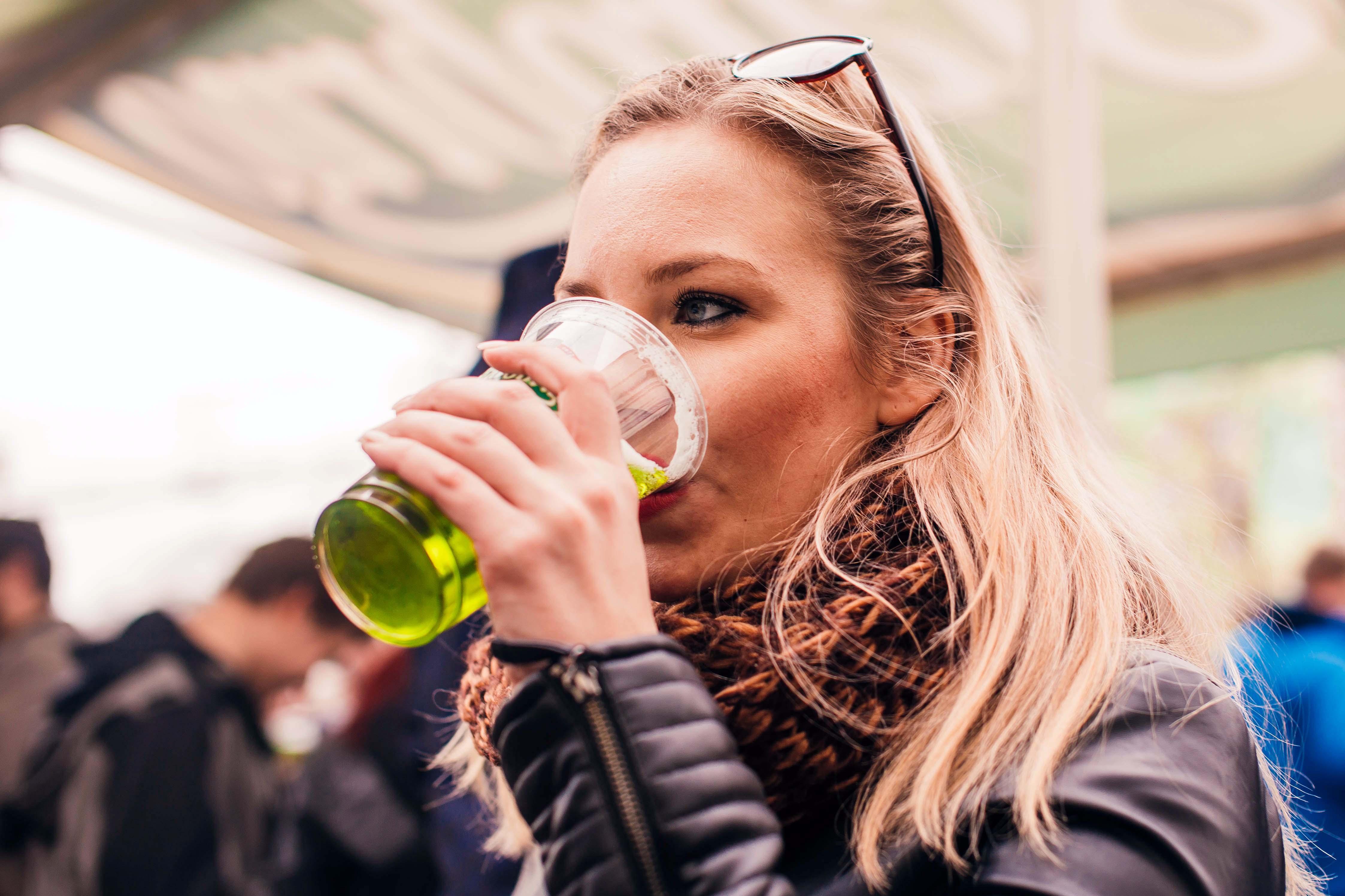 Brňáci dovezou zelené pivo